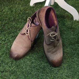 J&M 1850 dress shoes